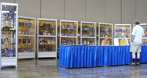Wall of Canadian  Books, Torcon 2003
